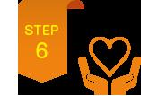 step6安心のアフターフォロー